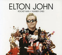 Elton John: Rocket Man Number Ones Deluxe Edition CD/DVD 2007 16:9 Dolby Digital Surround
