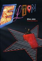 Elton John: The Red Piano Show Live Las Vegas Caesar's Palace 2004 DVD 2009 16:9 DTS 5.1