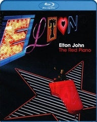 Elton John: The Red Piano Show Caesar's Palace Las Vegas 2004 (Blu-ray) 2009 DTS-HD Master Audio