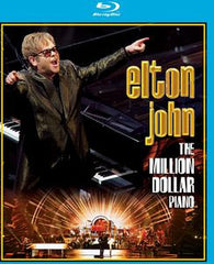 Elton John: The Million Dollar Piano Live Caesar's Palace Las Vegas 2014 (Blu-ray) 2014 DTS-HD Master Audio