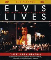 Elvis Presley: Elvis Lives The 25th Anniversary Concert- Live Memphis DVD 2012