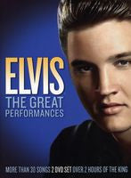 Elvis Presley: The Great Performances 2 DVD Collectors Edition 2011