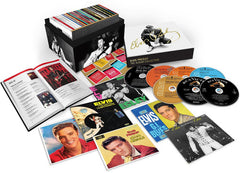 Elvis Presley: The Album Collection (Boxed Set 60PC) CD 2016 Release Date 3/18/16 Free Shipping USA