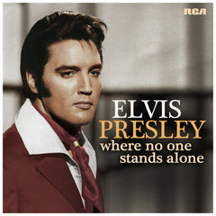 Elvis Presley:  Where No One Stands Alone  Gospel CD 2018 Release Date 8/10/18