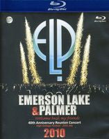 Emerson Lake & Palmer: 40th Anniversary Reunion Concert 2010 (Blu-ray) DTS-HD Master Audio
