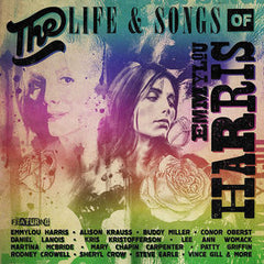 The Life & Songs of Emmylou Harris: Celebration Concert Washington D.C. 2015 DVD 2016 DTS 5.1