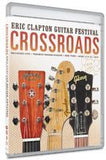 Eric Clapton Crossroads Guitar Festival 2013 2 DVD Deluxe Edition 2013 16:9 DTS 5.1