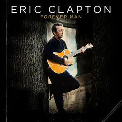 Eric Clapton: Forever Man 2 CD Deluxe Edition 2015 Guest Performers B.B. King & J.J. Cale Release Date 04-28-15