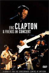 Eric Clapton: Eric Clapton & Friends In Concert Live In Antegua 1999 DVD 1999 Dolby Digital 5.1