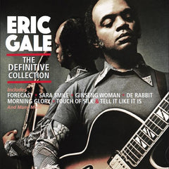 Eric Gale: Definitive Collection [Import] Deluxe 2 CD Edition 2017 07-27-17 Release Date