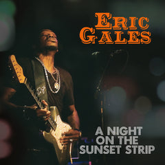 Eric Gales: A Night On The Sunset Strip CD/DVD 2016 16:9 DTS 5.1