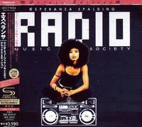 Esperanza Spalding: Radio Music Society CD/DVD Edition 2012 16:9 DTS 5.1