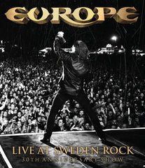 Europe: 30th Anniversary Live Sweden Rock Festival 2013 DVD 16:9 DTS 5.1 2013 Release Date 11/5/13