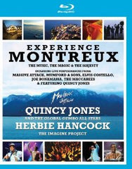 Experience Montreux: Montreux Jazz Festival 2010 Quincy Jones & Herbie Hancock ( Blu-ray) DTS-HD Master Audio 2013