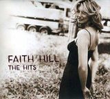 Faith Hill:  Hits First Greatest Hits Album CD 2007