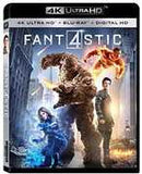 Fantastic 4 [4K Ultra HD + Blu-ray + Digital HD] 2016 03-01-16 Release Date