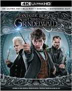 Fantastic Beasts: The Crimes of Grindelwald (4K Ultra HD+Blu-ray+Digital Copy) 2019 Release Date 3/12/19