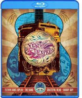 Festival Express: Festival Express 1970 Janis Joplin, Grateful Dead, The Band, The Flying Burrito Brothers, and Buddy Guy (Blu-ray) 2014