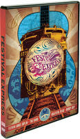 Festival Express: Festival Express 1970 Janis Joplin, Grateful Dead, The Band, The Flying Burrito Brothers, and Buddy Guy 2 DVD Edition 2014