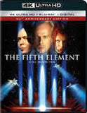 The Fifth Element 4K Ultra HD (With Blu-Ray, 4K Mastering, Ultraviolet Digital Copy, 2 Pack, Subtitled) 2017 07-11-17 Release Date