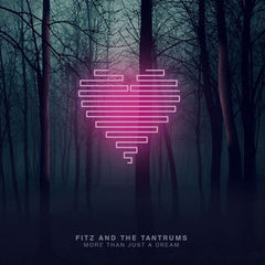 Fitz & The Tantrums: More Than Just A Dream CD 2013 Second Album