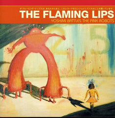 Flaming Lips: Yoshimi Battles the Pink Robots CD 2002 Indie Rock
