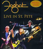 Foghat: Live In St. Pete 2013 DVD 2013 16:9 Dolby Digital 5.1