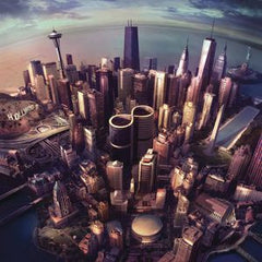 Foo Fighters: Sonic Highways CD 2014 Songs From HBO Series Sonic Highways Release Date 11-10-14