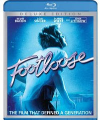 Footloose: Footloose (1984) Kevin Bacon & Sarah Jessica Parker Deluxe Edition (Blu-ray) 2014 DTS-HD Master Audio