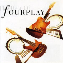 Fourplay: The Best Of Fourplay CD 1997 Includes Chaka Khan & Phil Collins 12 Tracks