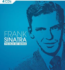 Frank Sinatra: The Box Set Series 4 CD 2014 45 Tracks New Release