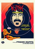 Frank Zappa & Mothers Of Invention: Roxy The Movie 1973 CD/DVD Deluxe Edition 2015 DVD Dolby Digital 10-30-15 Release Date