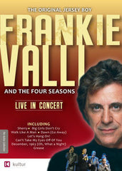 Frankie Valli & The Four Seasons: Live In Concert Atlantic City 1992 DVD 2007