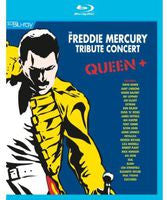 Queen: Freddie Mercury Tribute Concert 1992 (Blu-ray) 2013 DTS HD Master Audio