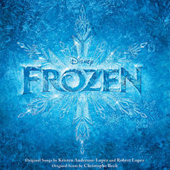 Frozen: Frozen [Original Motion Picture Soundtrack] CD 2013