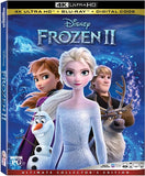 Frozen II (4K Mastering, With Blu-ray, Collector's Edition, 2 Pack, Dolby) Format: 4K Ultra HD Rated: PG Release Date: 2/25/2020