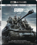 Fury: 4K Ultra HD Blu-Ray Digital 4K Mastering, Rated R 2018 Release Date  5/22/18