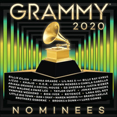 Grammy Nominees 2020 (Various Artists) 21 Tracks CD 2020 Release Date 1/17/20