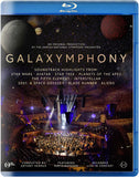 GALAXYMPHONY:  Danish National Symphony Orchestra  UK Import (Blu-ray) DTS-HD Master Audio 5.1 2019 Release Date 12/6/19