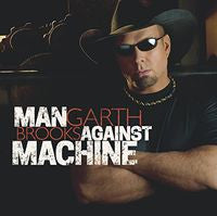Garth Brooks: Man Against Machine CD 2014 11-10-14 Release Date