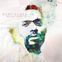 Gary Clark Jr. Blak And Blu CD 2012 Blues/Rock