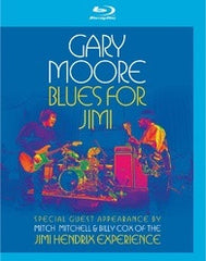 Gary Moore: Blues For Jimi Live At The Hippodrome London 2007 (Blu-ray) 2012 DTS-HD Master Audio