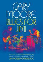 Gary Moore: Blues For Jimi Live In London 2007 DVD 2012 16:9 DTS 5.1