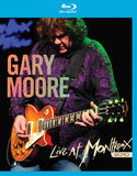 Gary Moore: Live At Montreux 2010 ( Blu-ray) 2011 DTS-HD Master Audio In Stock 06-13-16