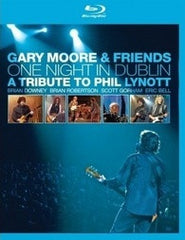 Gary Moore And Friends One Night In Dublin A Tribute To Phil Lynott 2005 (Blu-ray) 2009
