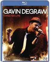 Gavin DeGraw: Sweeter Live 2013 (Blu-ray) 2013 DTS-HD Master Audio