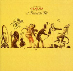 Genesis: A Trick Of The Tail 1976 CD & Bonus DVD 2007 40 Minute Live Concert
