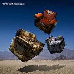 Gentle Giant: Three Piece Suite (CD-Blu-ray) DTS-HD Master Audio 96kHz/24bit  Steve Wilson 5.1 2.0 Mixes 09-29-17 Release Date Steve Wilson Mix)