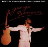 George Benson: Weekend In L.A. CD 1988 Live At The Roxy Club Los Angeles, CA