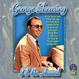 George Shearing: I'll Be Around CD 2014 Sounds Of Yesteryear Jazz